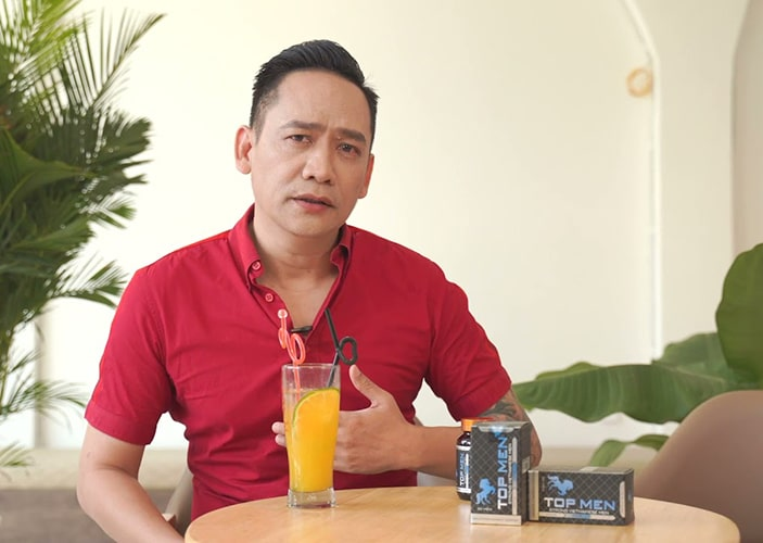 Ca sỹ Duy Mạnh review Top Men